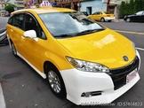 2013/11 Toyota wish 三重宜豐計程車