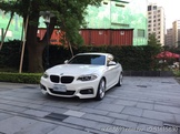 車主自售總代理一手車 BMW 220i M-SPORT
