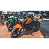 【Kawasaki廷軒】2020 Kawasaki Z400 亮澤橘