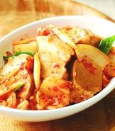 泡菜滷五花肉