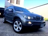 【阿正首選】BMW X5 頂級全景天窗 全車原漆原版件 實跑十萬 可全額貸輕鬆繳