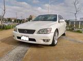 1999年IS200 白色2.0