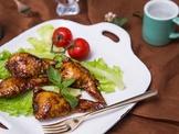 土耳其烤蝦翅