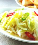 台式辣泡菜