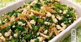 豆腐泥蔬菜沙拉【油豆腐沙拉1 】