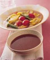 蕃茄咖哩燴蔬菜