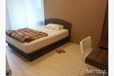 長安東新生北裝潢高雅頂加分租套房環境單純