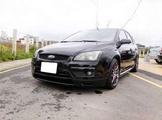【全額貸】二手車 中古車 2005年 FOCUS 5D 手排黑色 2.0 8S頂