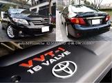 僅跑9萬〞豐田 TOYOTA Altis 1.8 E版~頂級.大改款.可全額貸