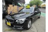 BMW/寶馬 740LI 198萬 黑色 2013