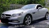 國益精選 2012 Benz/賓士SLK200 心動價120萬~快來電洽詢
