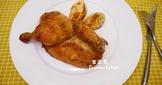 原汁烤全雞附煎烤馬鈴薯