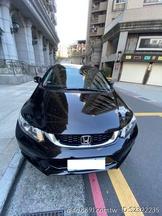 車主自售 / Civic 1.8 VTi, 9.5代 / 二手車只跑2.4萬左右