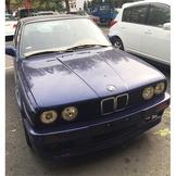 代PO 一手車 BMW 寶馬 318 E30 自排 中古汽車 車況好 引擎正常 外觀好 二手汽車 代步車 交通工具