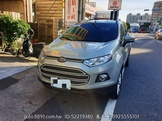 2014 ECOSPORT 1.5小型SUV 休旅