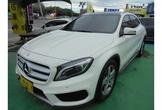 Benz/朋馳 GLA200 128萬 白色 2015