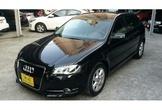 Audi/奧迪 A3 68.8萬 黑色 2011