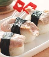 松阪豬肉飯糰
