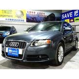奧迪/Audi,A4 Sedan 2007款 【台中安立汽車】實車實價