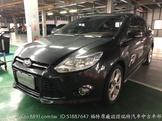 福特原廠認證中古車-台南 2014年Focus 1.6 四門 汽油 灰色