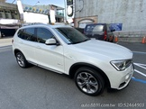 2014 BMW X3 xDrive20d 白色優質美車~省油又有力(自售車)