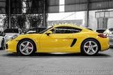 金帝總店 Porsche Cayman S 2015 黃色 選配 總代理