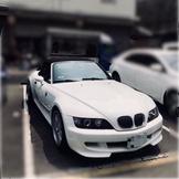「自售」1996 BMW Z3 手排 白色