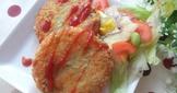 青花菜玉米可樂餅
