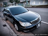 2004年 TOYOTA CAMRY 2.0 一手車
