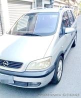 ★ (自售美車) 德產 Opel/歐普 - Zafira  2.2 CC ★