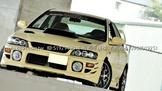 回憶經典硬皮鯊 2001 Subaru Impreza 一手漂亮車 朋友寄售