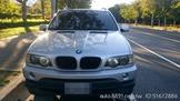 2003 BMW  X5 3.0 SI 銀色