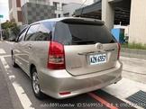 自售2004年 豐田 WISH 2.0E版 威曲七人座休旅車 頂級雙天窗VSC