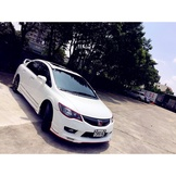 本田Honda Civic k12、白色、一手車、中古車、二手車、全額貸款、實價實車、免保人、低月付、零頭款。