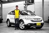 明珠車業 日系休旅車 雙安全氣囊 頂級天窗 雙區恆溫 ABS 認證+保固