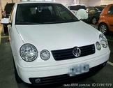 2002年 VW福斯 POLO 1.4L 五門掀背小車 代步車 優惠中(SH)
