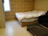 新北市新莊區福營路 公寓 30秒就到輔大捷運站可短租1個月寵物可精美套房生活機能超便利