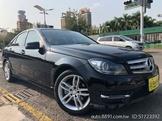 2013年 賓士c200 100%原版件 里程保證 實車實價 GOO認證車
