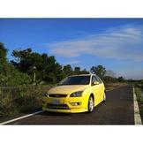 【WRC空力套件 原廠手排】2005年 福特 focus 原廠手排 S版