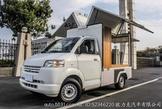 鹿港歐力克 歐翼餐車 2012年只跑5萬8 木工裝潢 胖卡鷗翼 行動餐車 咖啡車