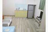 萬芳醫院捷運站邊獨立套房附廚具
