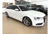 Audi/奧迪 A4 89.8萬 2012