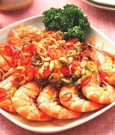 酸辣蝦(2)