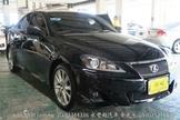 Lexus IS250 2.5 F Sport 樣式 黑 2011 實價