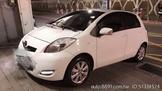 2013年 YARIS 1.5L G版頂配 I-KEY 女用一手車 內裝美 自售