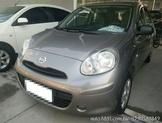 凱文車庫 2012年 NISSAN MARCH 都會掀背 省油好開好停車 賤賣售
