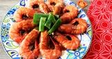 醬燒富貴紅蝦