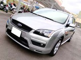 【全額貸】二手車 中古車 2005年 FOCUS 5D 手排 2.0 灰色 8S頂