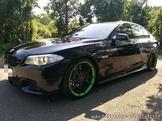 BMW 535I M版 升級超過50萬