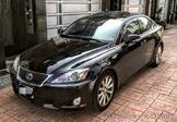 實車在店 實價販售 08年 凌志 IS250 頂級款 里程保證